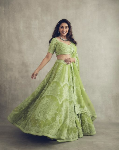 , Navratri colour: How to wear green, The World Live Breaking News Coverage & Updates IN ENGLISH
